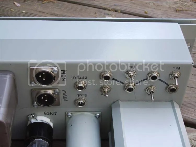Re 4 X 2 X 1 Tube Mixer Build Complete Pics Schematics Added