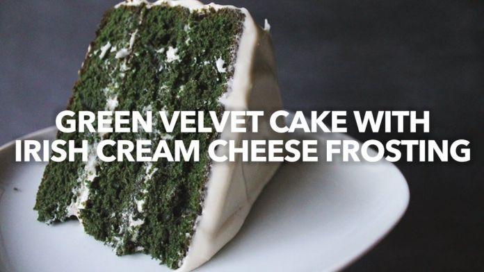 Green Cake