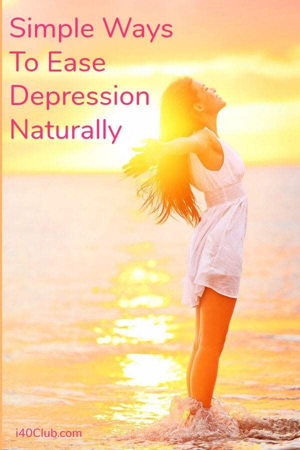 Simple Ways to Ease Depression Naturally Without Medication