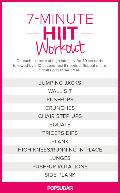 Interval Training to burn belly fat
