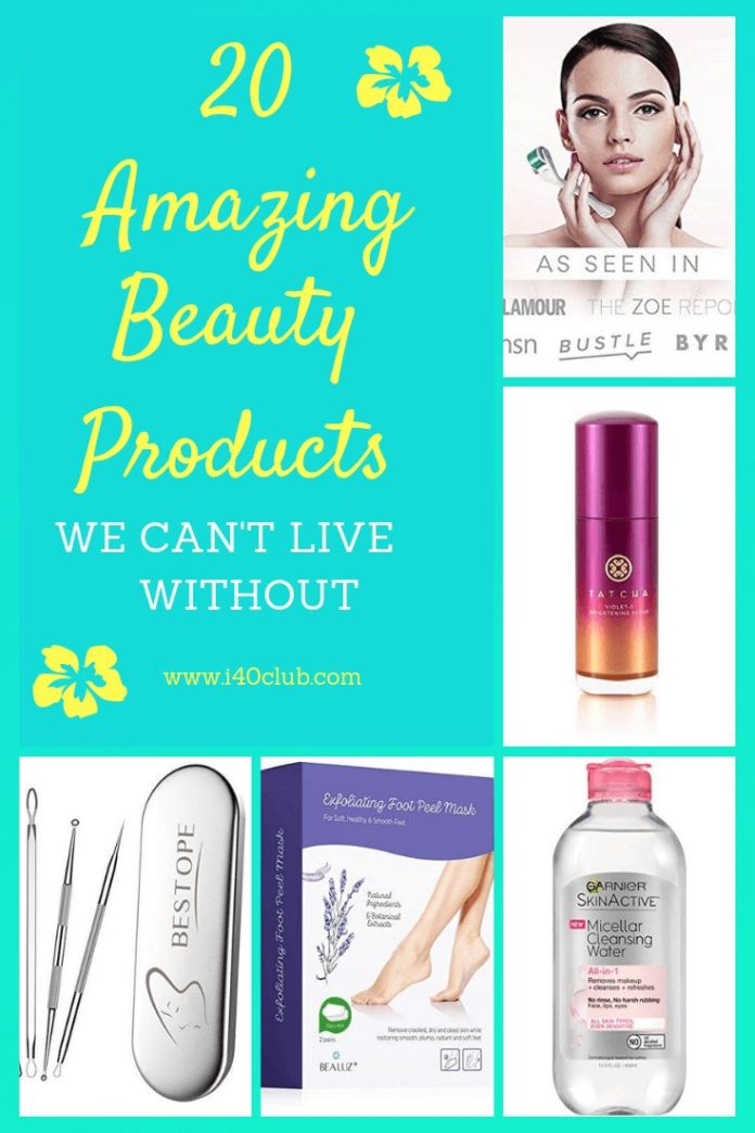 20 Beauty Products We Cant Live Without