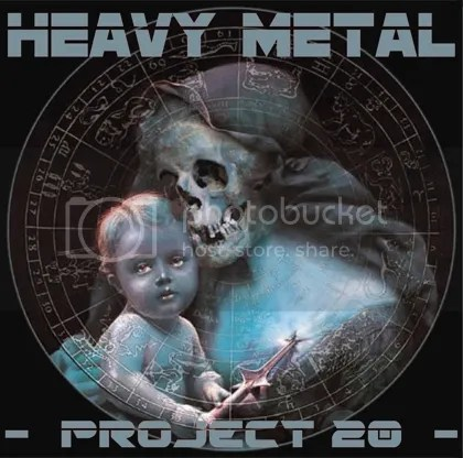 Baixar Heavy Metal Project - Vol. 20 (2016) Torrent