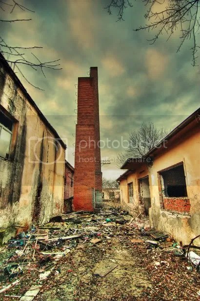 Soon to be Hotel in timisoara, oldabandoned building complex