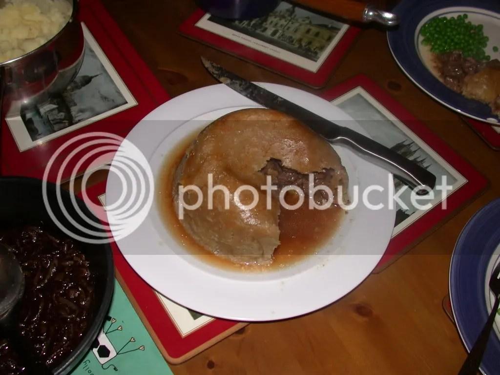 beefsteak pudding