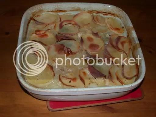 boulangere potatoes