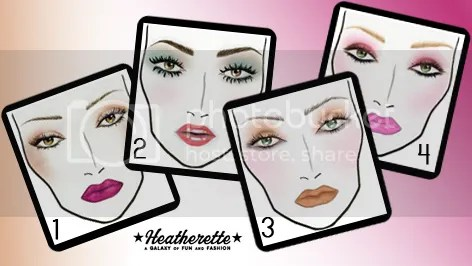 4 looks by heatherette