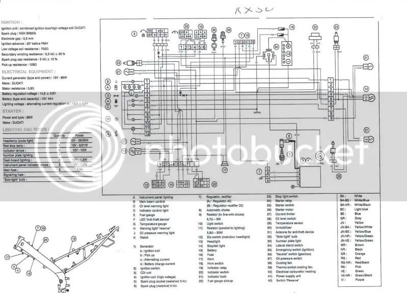 Motorhispania Rx 50 Wiring Diagram : 34 Wiring Diagram