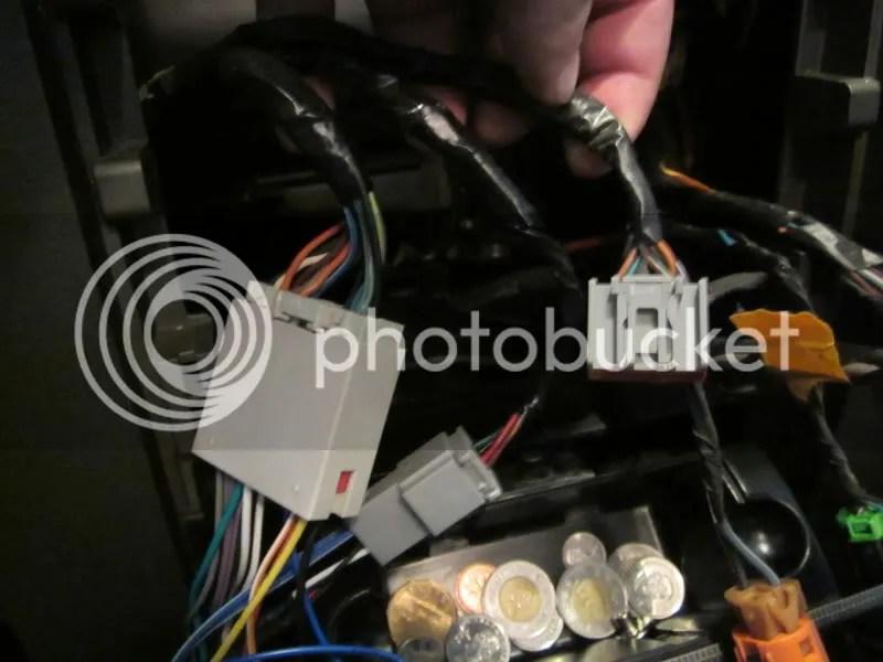 2008 Ford Explorer Headunit Audio Radio Wiring Install Diagram Colors