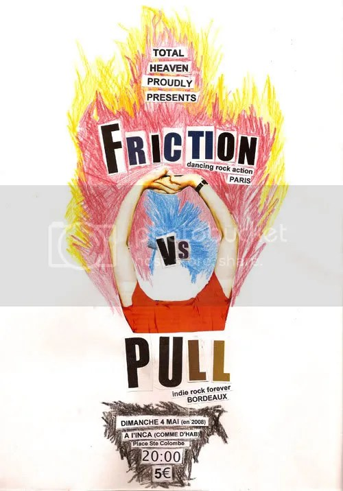 friction vs pull