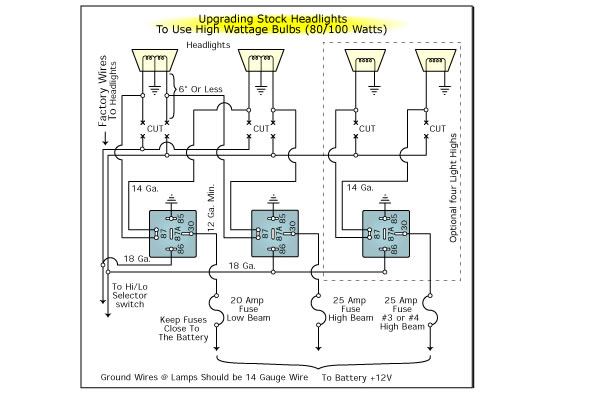 photocell installation wiring diagram cat 4 electric water pump well pressure switch ~ elsavadorla