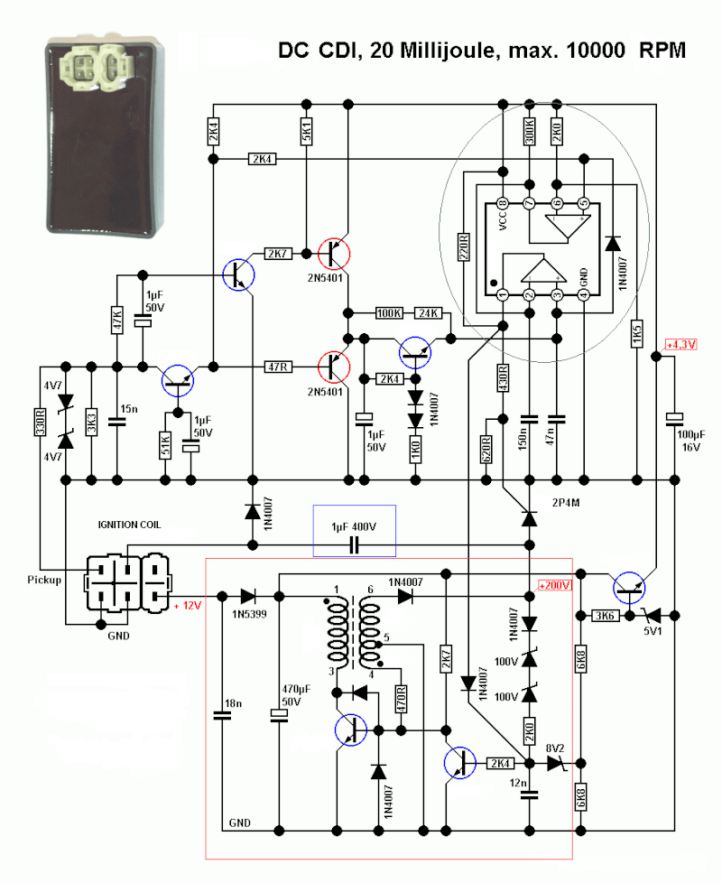 Super 8 Kymco Cdi Wiring. Engine. Wiring Diagram Images