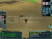 Baba reaches level 132 at PW Borg Dunes, link to larger view.