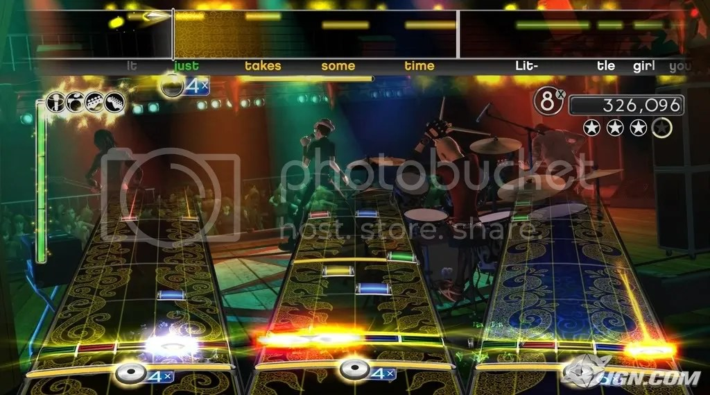 Rock Band 2 Pictures, Images and Photos