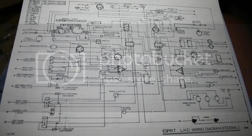 For Old Light Switch Wiring Diagram S1 Electrical At Wits End Lotustalk The Lotus