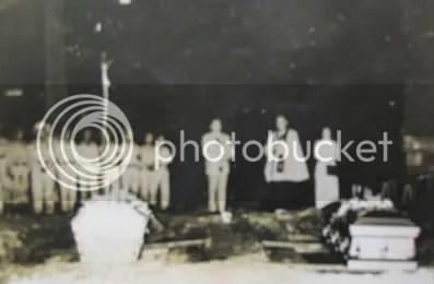 13.jpg Quan tài Ông Ngô Đình Nhu và TT Ngô Đình Diệm bên phải picture by nhacyeuem