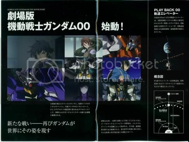 gundam 00 movie Pictures, Images and Photos
