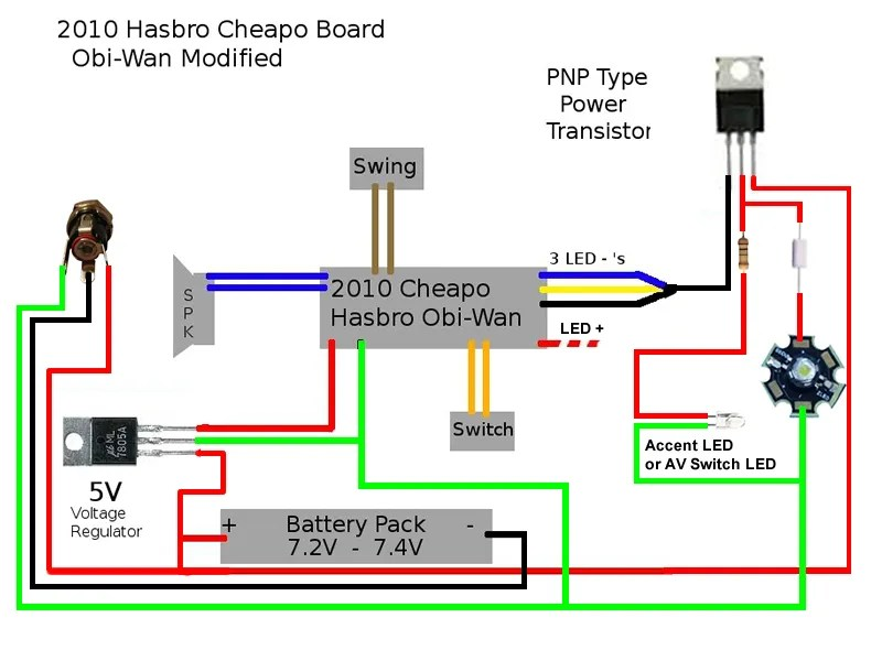 Schematic Wiring Diagram September 2010
