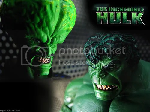 The Incredible Hulk vs. The Leader Pictures, Images and Photos