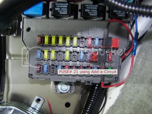 2004 honda odyssey ignition wiring diagram frigidaire installing drl, need - page 10