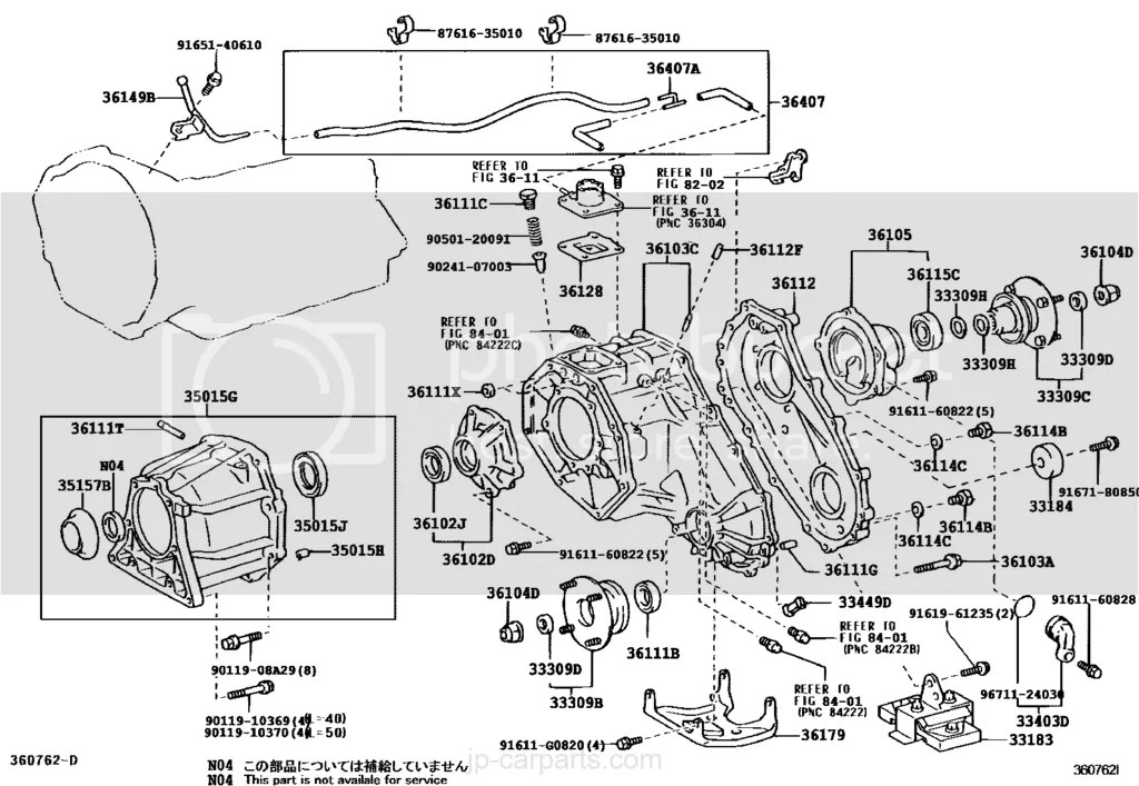 2007 Toyota Tacoma Driveshaft Parts Diagram. Toyota. Auto