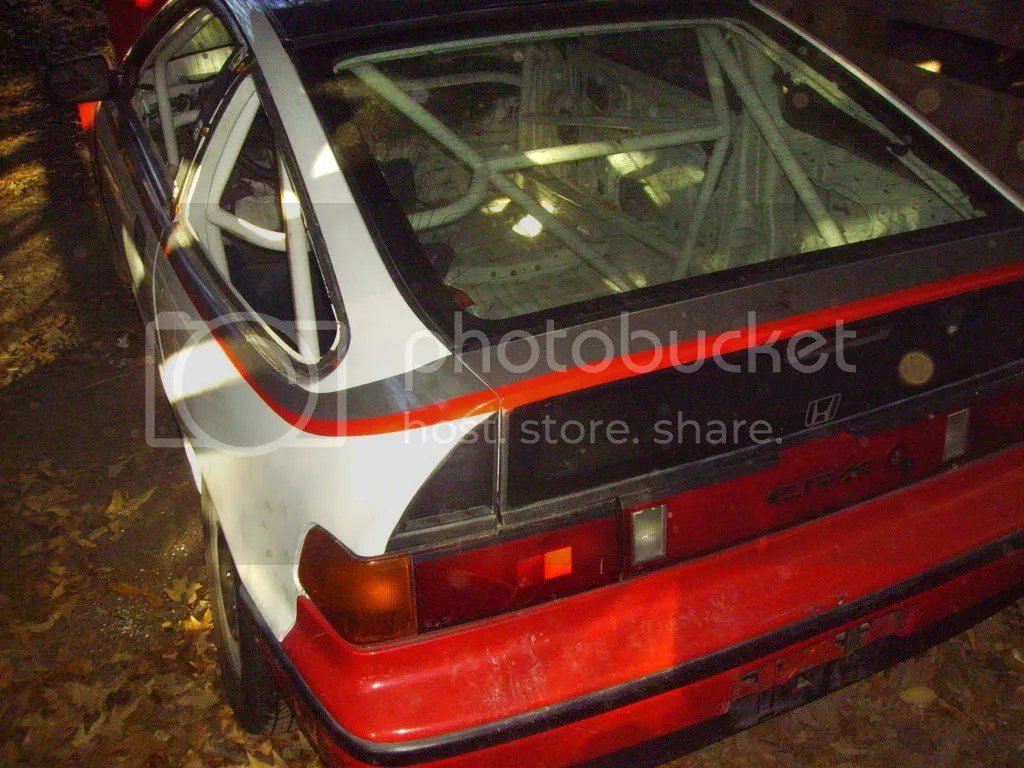 Roll Cage Car