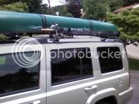 Roof Rack Fishing Rod Mounts - Page 2 - Jeep Cherokee Forum