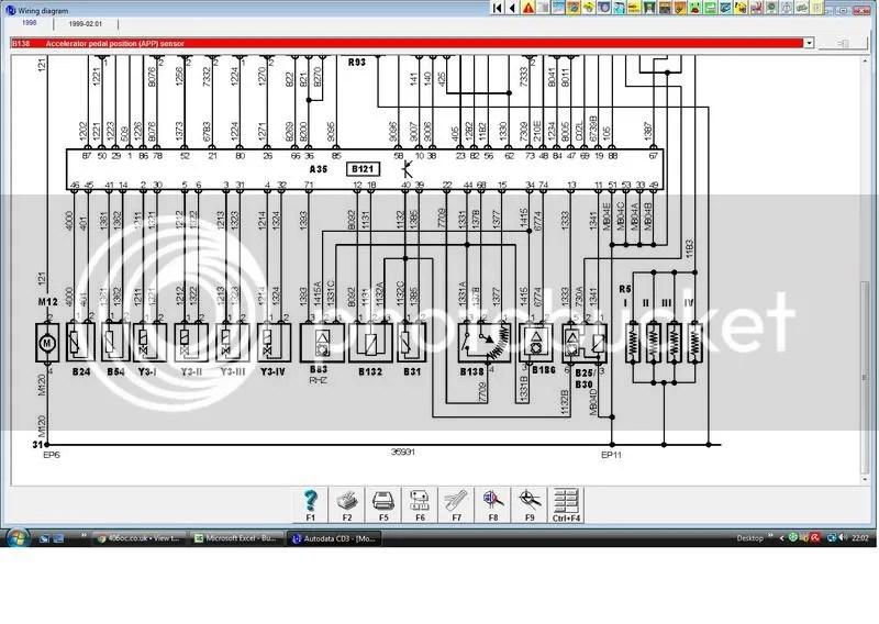 2002 subaru wrx ecu wiring diagram 1965 chevelle 406 tps 406oc co uk b138 is the as you can see all wires go to 1331a b c shared with b180 fuel rail pressure sensor and b31 temperature