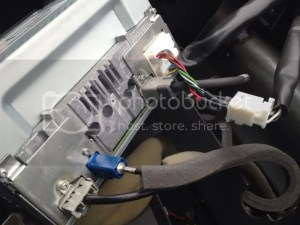 Install of 'Nissan Connect' from Qashqai into D40  Page 2
