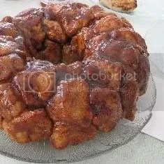 monkey bread Pictures, Images and Photos
