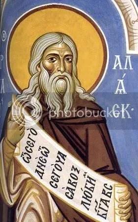 St. Herman, Wonderworker of Alaska