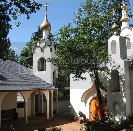 St. Herman\'s Monastery