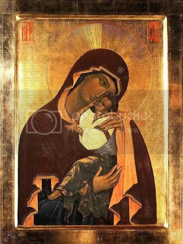 Mother of God Tenderness Pskov