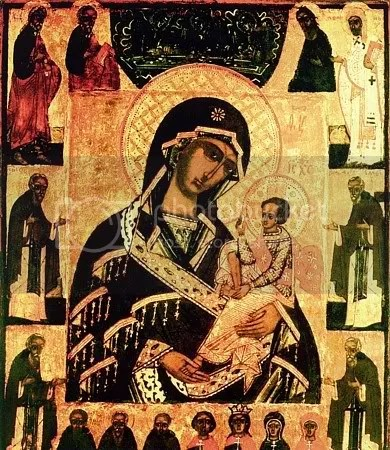 Shuisk-Smolensk Wonderworking Icon of the Mother of God
