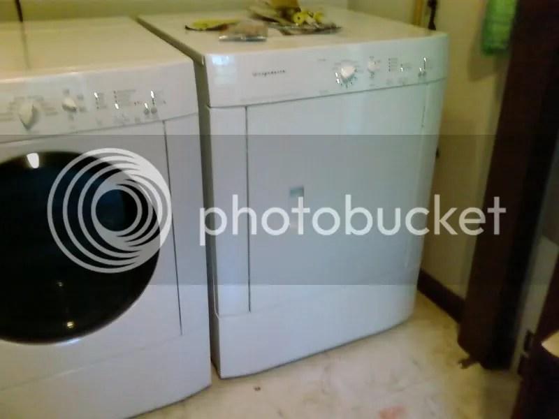 Frigidaire Dryer-LEQ1442ES1