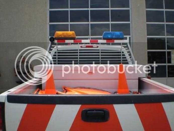 Texas DOT Truck - 3