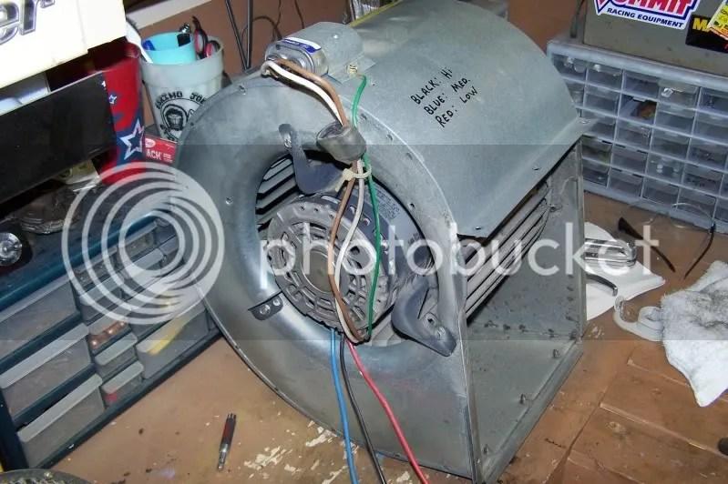 Bodine Electric Motor Wiring Diagram Squirrel Cage Fan Motor Wiring