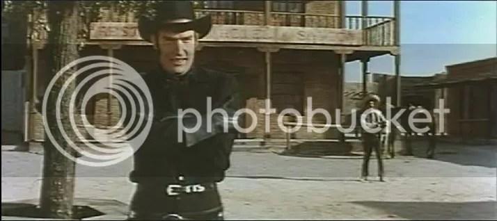 Trois cavaliers noirs . Tres Hombres Buenos . 1963. J.L. Romero Marchent. Brandy2