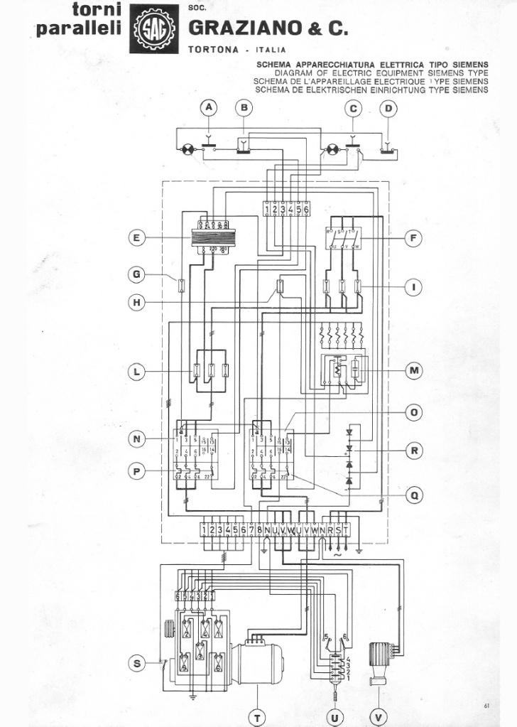 Graziano Sag 12 Wiring Diagram Electronic Circuit Diagrams