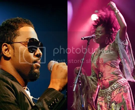 Musiq Soulchild and India Arie