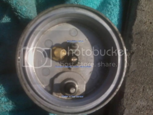 small resolution of 89 ford 7 3 idi fuel filter location