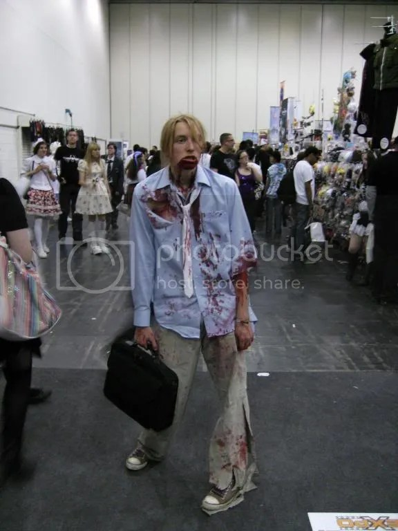 First cosplayer photo I took! Wonder what happened to him...
