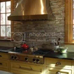 Stacked Stone Kitchen Backsplash Under The Cabinet Tv For But Will I Still Love You In Morning Tile Is Nice Too Has A More Decorated And Ornate Look Worry That If Went This Route It Would Be Like Fling