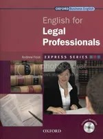 English for Legal Professionals MultiROM
