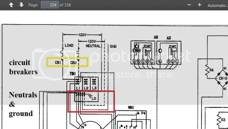 Exciting Onan 5500 Generator Wiring Diagram Gallery Best Image