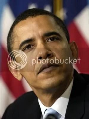 Obama lagi mikir