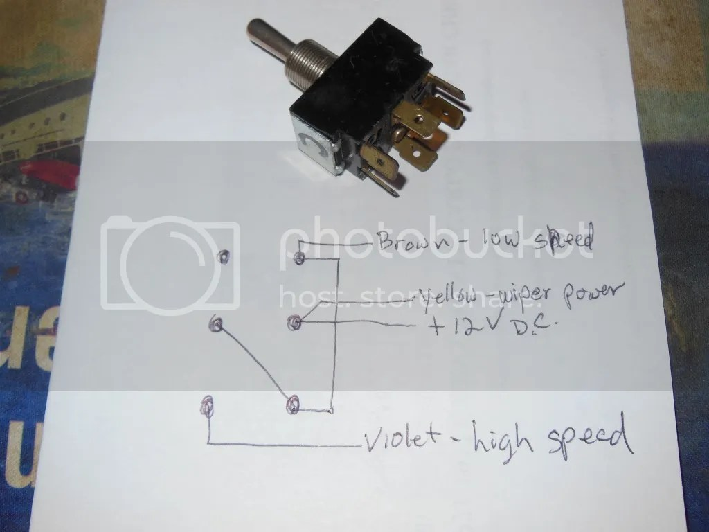 Auto Throw Function See The Drawing For The Added Wires And Switch