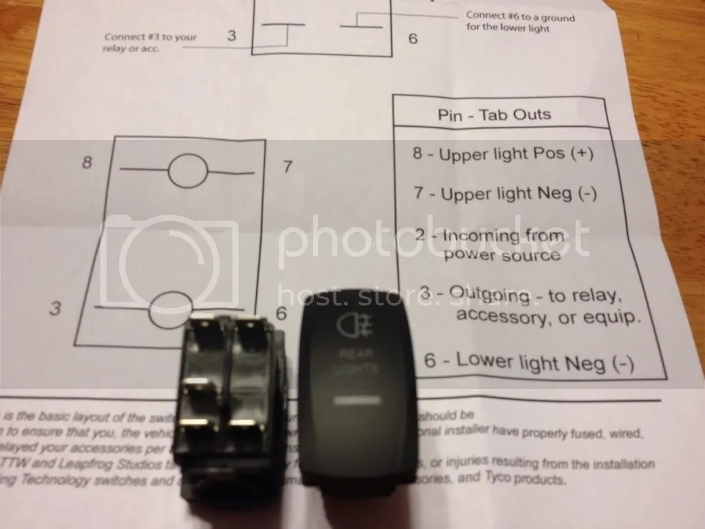 Turn Signal Switch Wiring Diagram On Wiring 6 Prong Toggle Switch