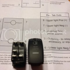 6 Pin Switch Wiring Diagram E46 Radio For 5 Prong Naxja Forums