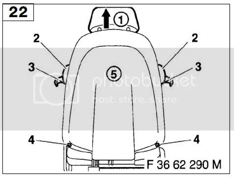 GUIDE: BMW E36 Passenger seat tilt fix