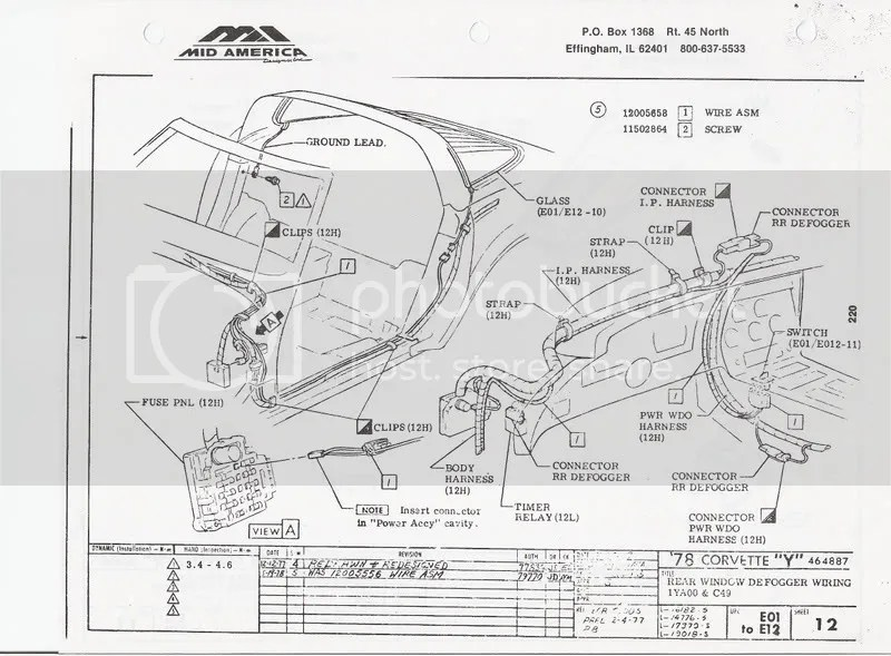 1981 Corvette Wiring Diagram For Horns, 1981, Free Engine